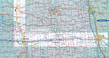 our ND route