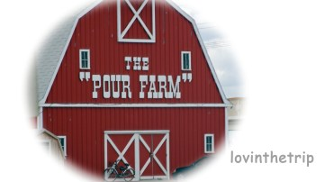 LOVED this barn!