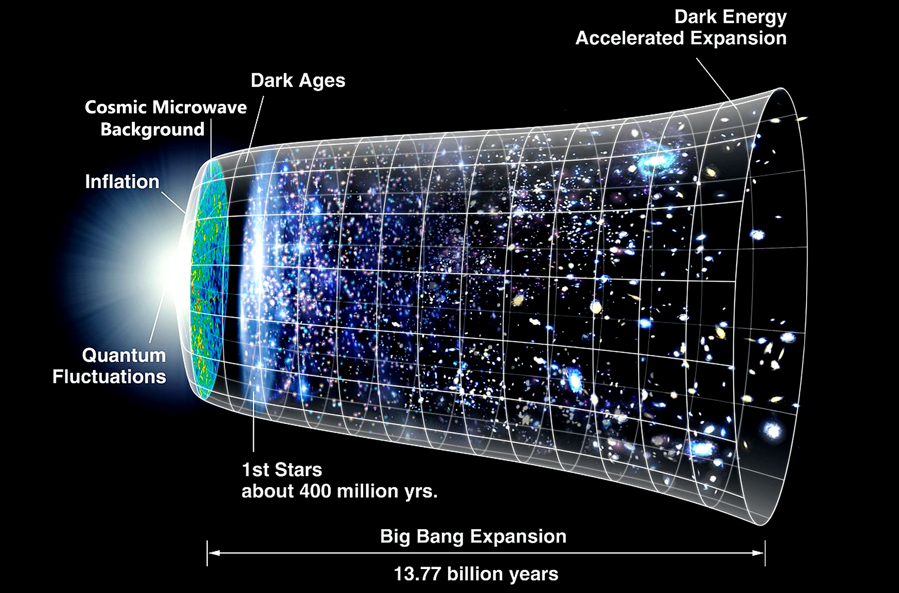 Big Bang True Facts