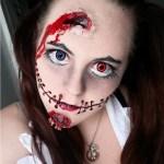 Halloween Tutorial – Creepy Doll