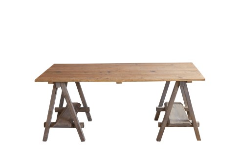 Plankbord gammal skiva