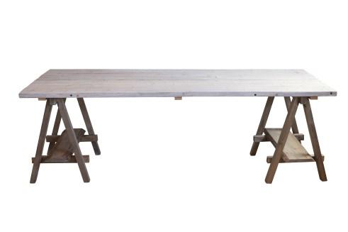 Plankbord patinerad skiva