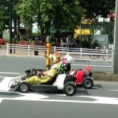 Super Mario Kart IRL