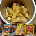 Yuzu-Ponzo flavored snack