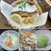 Dinner, day 2