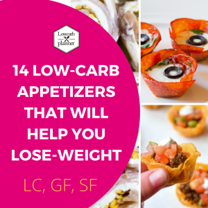14 Low Carb Appetizers That Will Help You Lose Weight