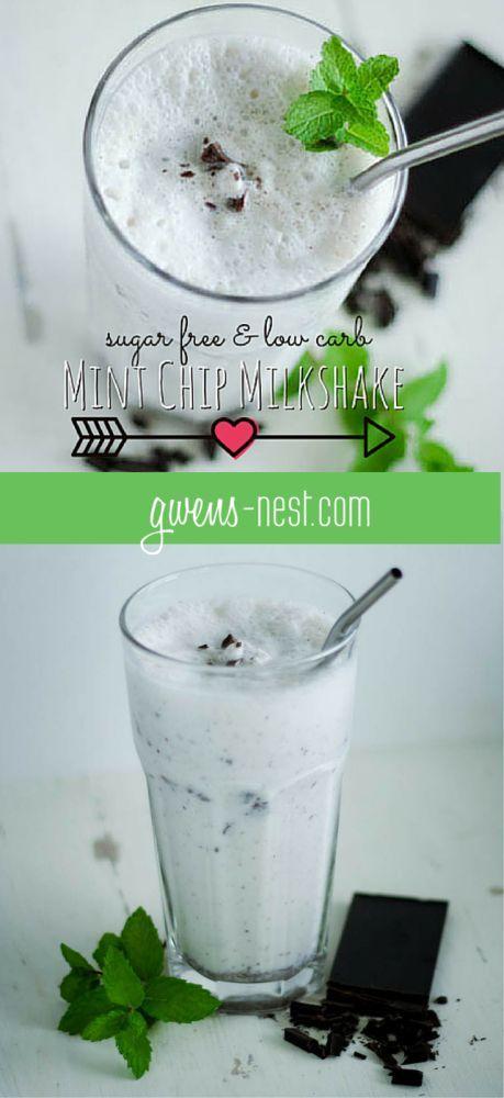 THM Thin Mint Chocolate Chip Milkshake [S]