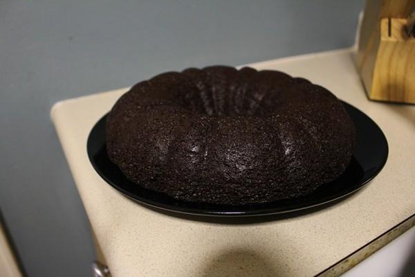 Bolo de chocolate low carb receita