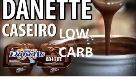 Danete low carb – fácil de fazer e muito versátil