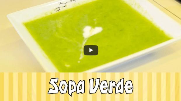Sopa Low Carb Detox