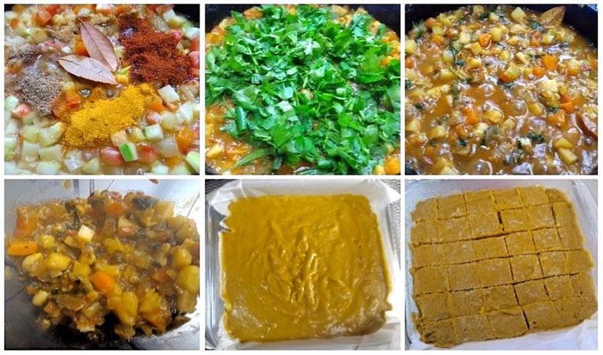 Receita de Caldo de legumes low carb