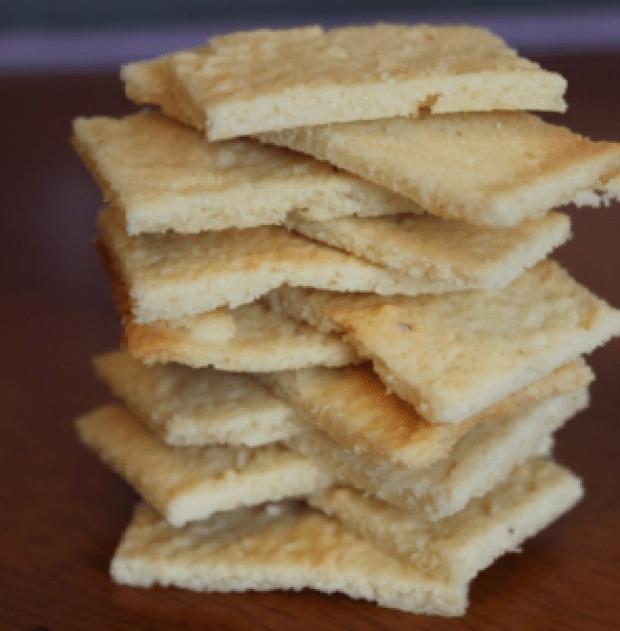 Biscoito Low Carb Crocante