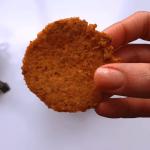 Biscoito low carb doce e amanteigado
