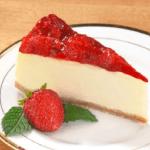 Receita de Cheesecake Low Carb de Morango