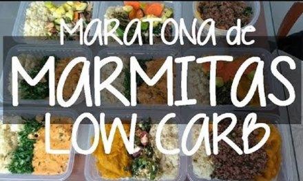 Marmita Low Carb Receitas Para Uma Semana