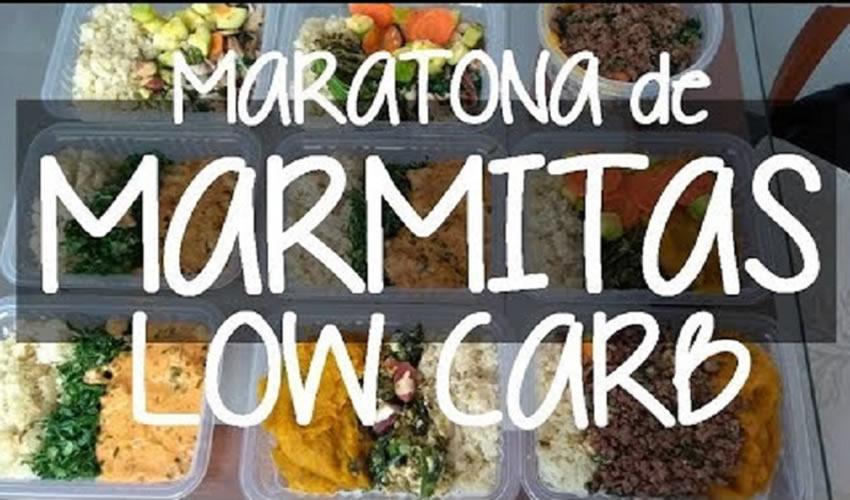 Marmita Low Carb Receitas