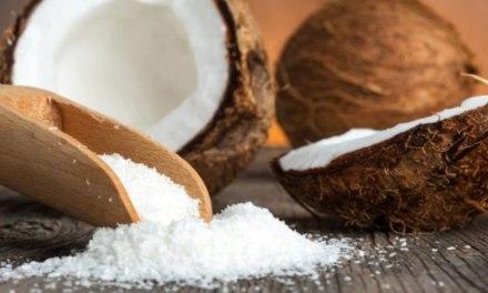Farinha de Coco Low Carb, Deliciosa Alternativa ao Trigo
