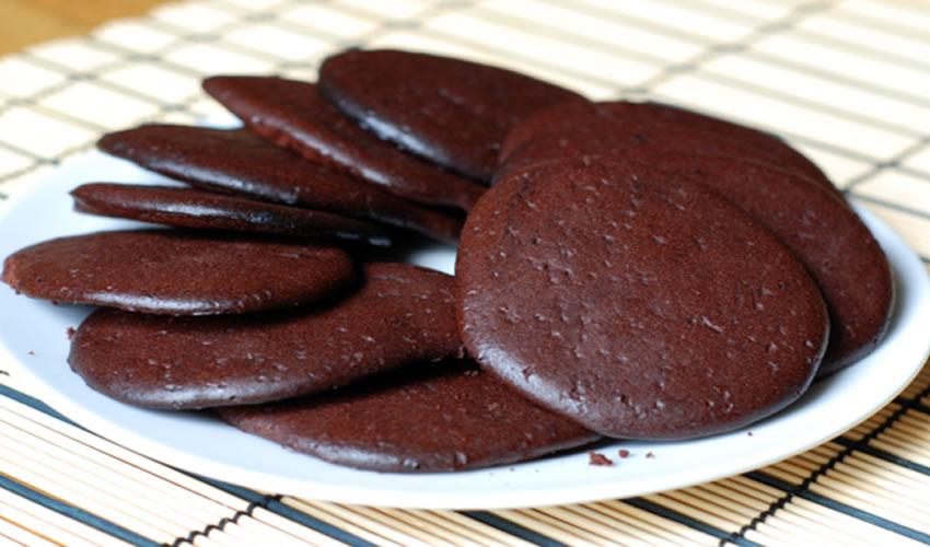 Receita de Biscoito de Chocolate Low Carb Sem Farinha