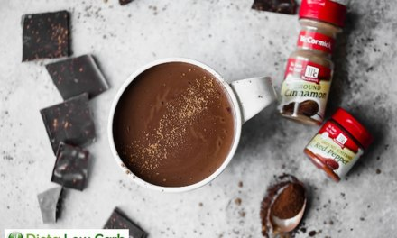 Receita de Chocolate com Pimenta Low Carb
