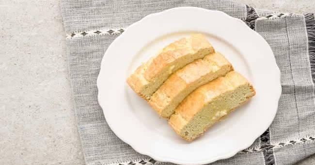 Receita pão cetogênico low carb
