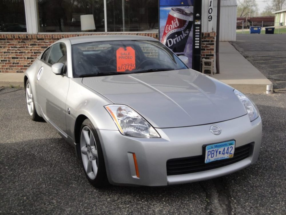 medium resolution of a 2003 nissan 350z for sale