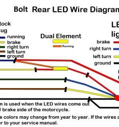 motorcycle signal light wiring diagram [ 1280 x 800 Pixel ]