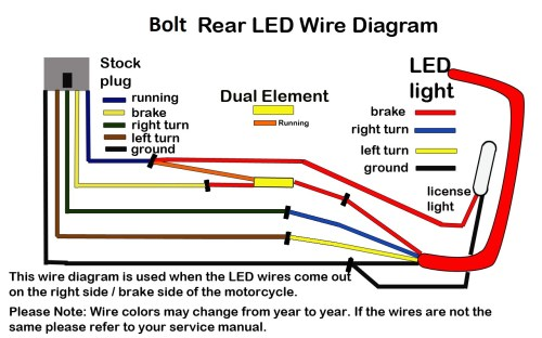 small resolution of motorcycle signal light wiring diagram
