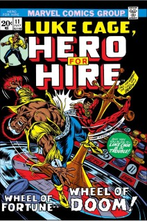 Luke Cage, Hero For Hire (1972-1973) #11