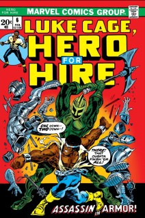 Luke Cage, Hero For Hire (1972-1973) #6