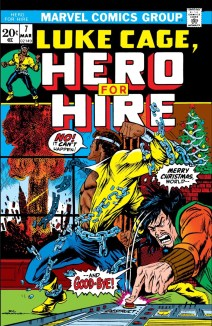 Luke Cage, Hero For Hire (1972-1973) #7