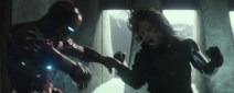 captain america civil war bucky vs. iron man
