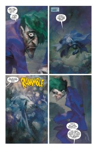 Batman and The Joker vs. Bane  Batman Europa #4