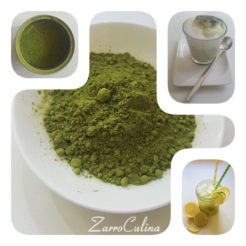 Matcha Tee - Titelbild