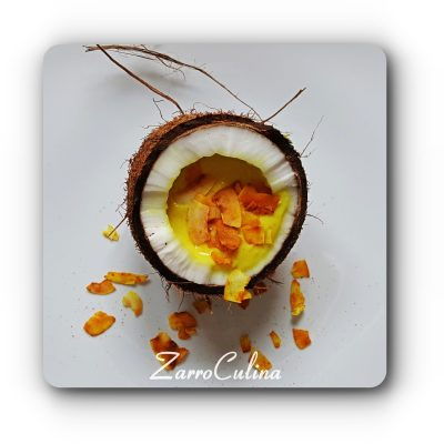 Kokos-Blumenkohlsuppe mit Kurkuma