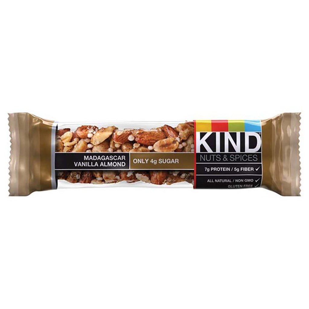 61HaxtZhtuL. SL1200  - KIND Nuts & Spices Bars (Pack of 12)