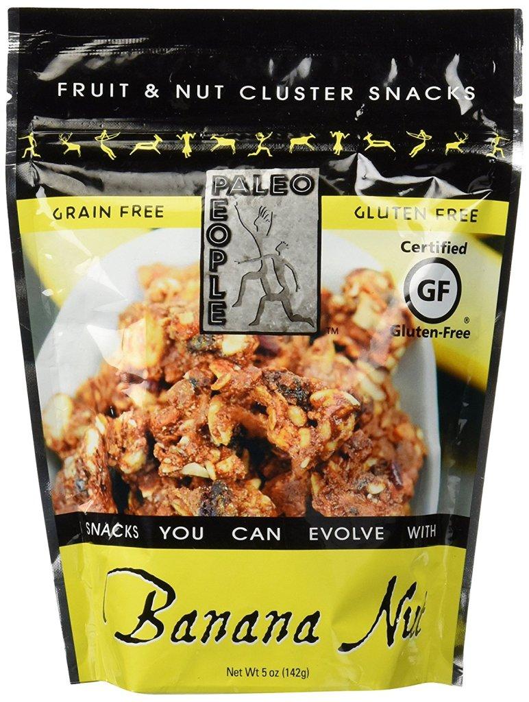 91RcDfM8SBL. SL1500  - Granola Banana Nut Gluten Free Paleo People 5 oz Bag