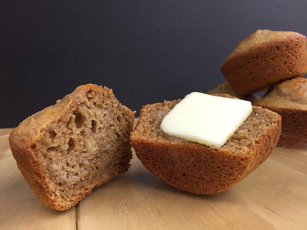 91Z84IzYx5L. SL1500  - Low Carb Muffin Mix - LC Foods - All Natural - No Sugar - Diabetic Friendly - 7.6 oz