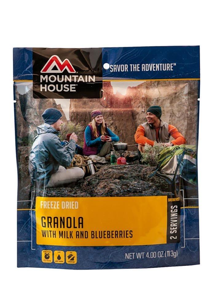 61Tvz15l9 L. SL1000  - Mountain House, Granola with Milk & Blueberries