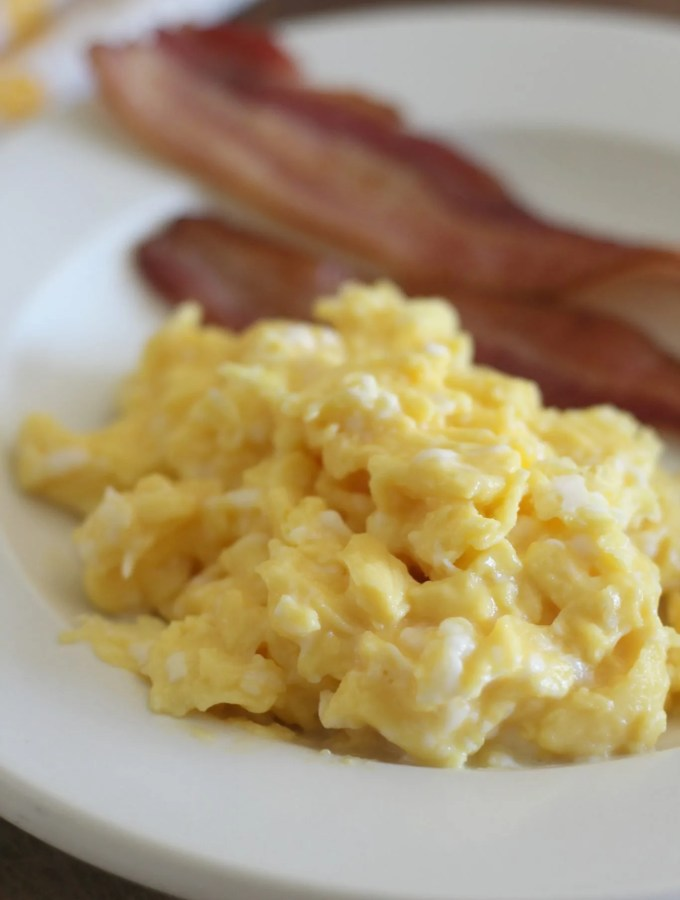 Perfect Scrambled Eggs - How to make perfectly tasting eggs every time!