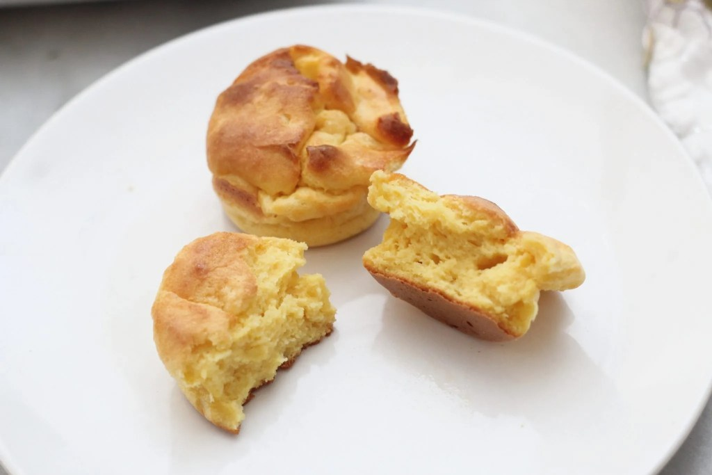 These buttery keto lupin flour biscuits have the taste and texture of traditional biscuits, but without the carbs. Only 1 net carb per biscuit! #lowcarbdelish #lupinflourrecipes #lupinflour #ketobreadrecipes #ketorecipes #lowcarbrecipes #lowcarbbread #ketobread
