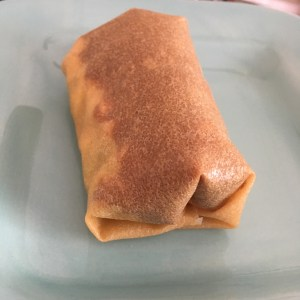low carb spring rolls