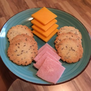 low carb cheese and crackers