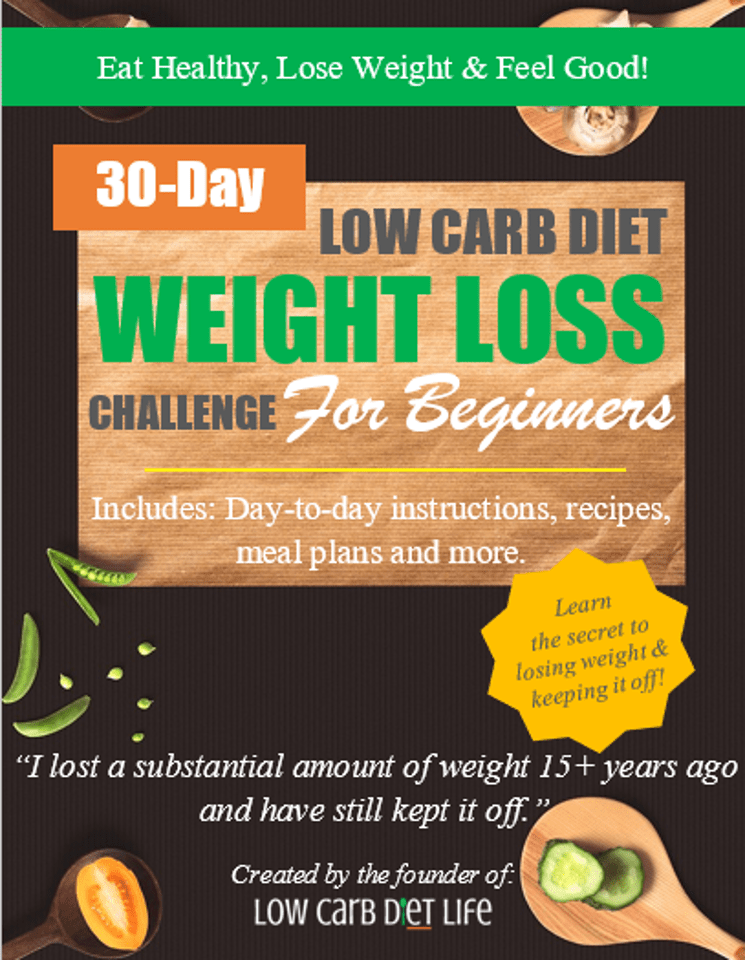 Low Carb Diet Challenge