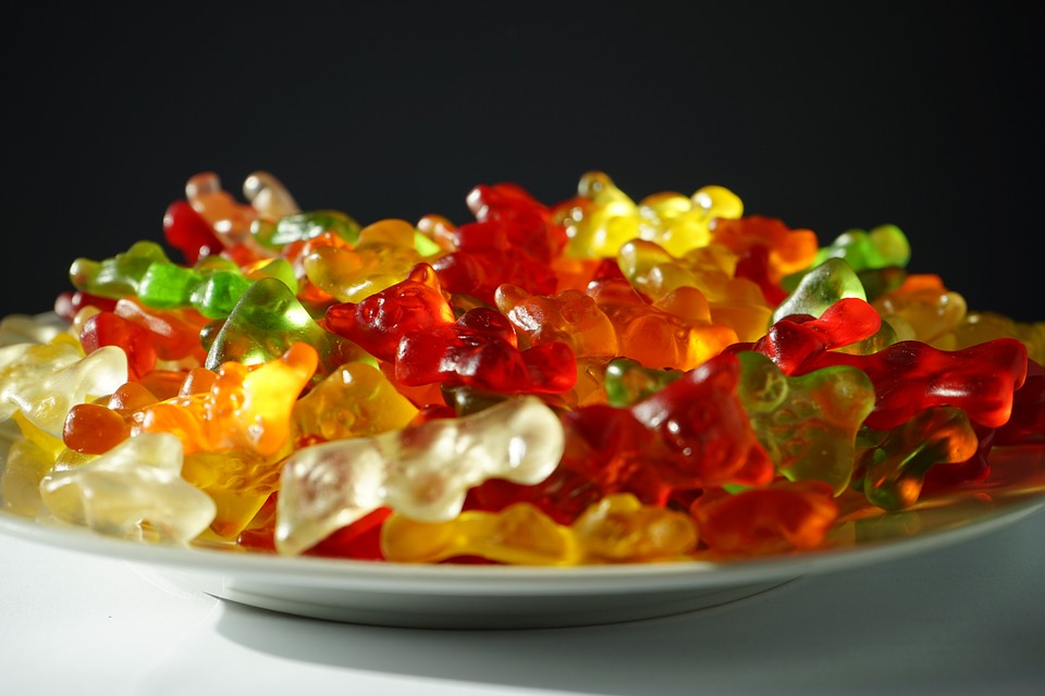 Gummy Bear Health Benefits