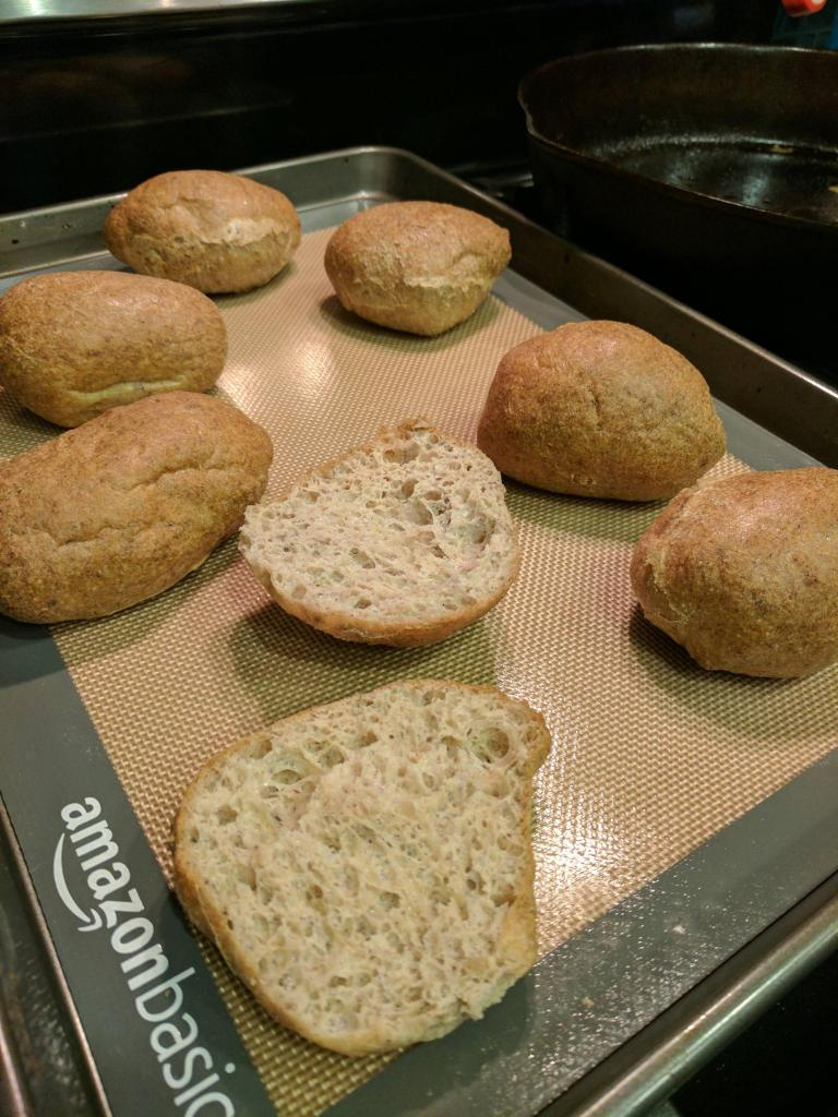 Keto bread recipe