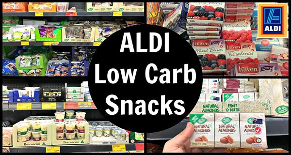 ALDI Low Carb Snacks List – Ketogenic Diet Snack Food Ideas