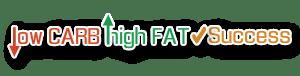 Low carb high fat success header