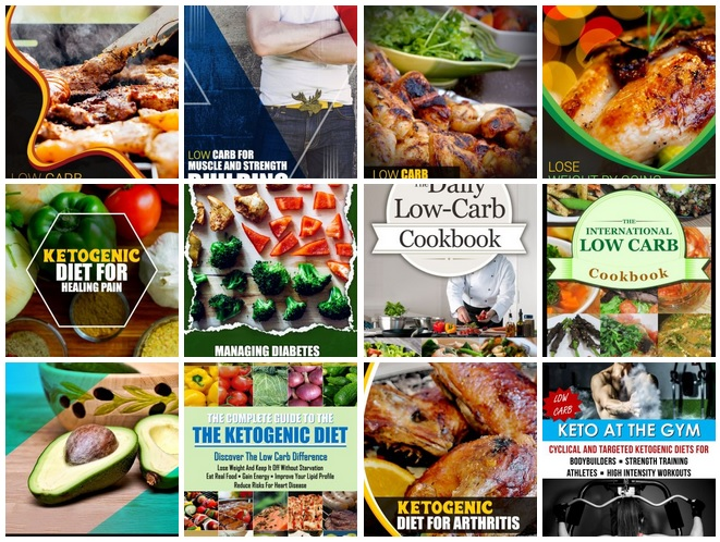 free low carb high fat keto ebooks