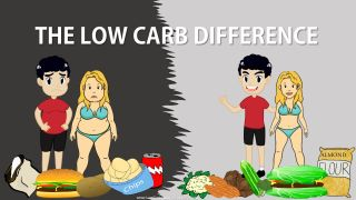 low carb lifestyle difference
