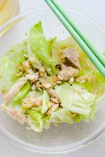 keto Chinese Chicken Salad cover